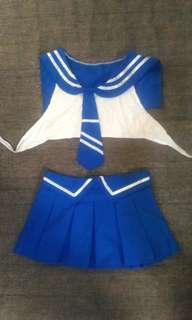 Baju sailormoon (costplay)