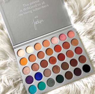 [🦄Authentic Spree] MORPHE THE JACLYN HILL EYESHADOW PALETTE PREORDER PO SPREE