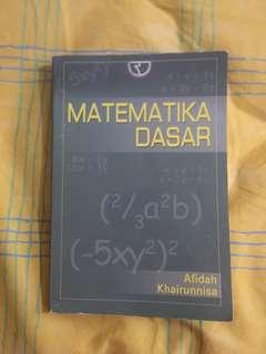 Matematika Dasar (untuk universitas)