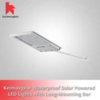 Solar Powered LED Lights Security Night Light Wall Lamp
