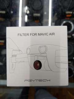 PGYTECH Mavic Air ND Filter Set