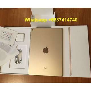 Apple iPad Air 2, 128GB WiFi+Cellular 12'9Inches / 9'7Inches