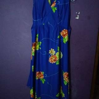 Long Dress Hawai