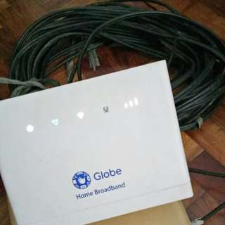 Modem with antenna