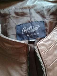 Jacket kulit crocodile