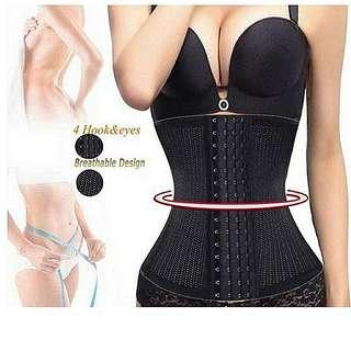 $10.90 New waist tummy binder shaper