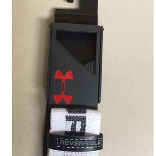 Authentic Under Armour Range Webbed Men's Belt. Cash On Delivery. Free Ship