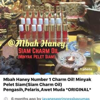 ORIGINAL Siam Charm Oil ( Minyak Pengasih, Pelaris, Pelet )