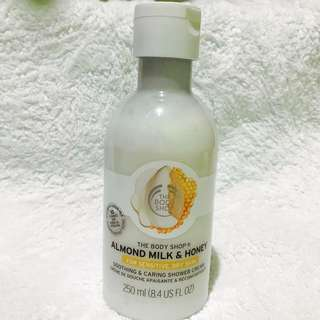 Body Shop Almond Milk Soothing Cream
