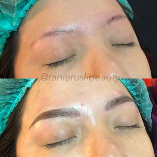 $98 6D Eyebrow Embroidery