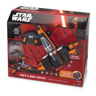 POE'S X-WING FIGHTER U-Command with Remote Control