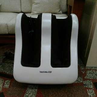 高島腿部按摩機(M-9000)使用幾次