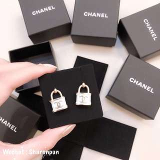 Chanel Earring's Box
