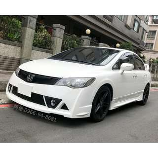 💥2009 HONDA CIVIC K12(小改款) 2.0CC💥