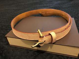 Louis Vuitton LV belt 皮帶