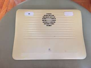 Laptop mat with fan #sellmygadget