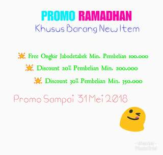 Promo !!!! limited!!!