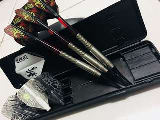D CRAFT SOFT DART SET