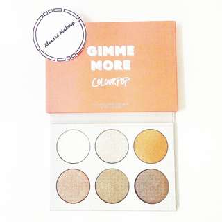 Colourpop Gimme More palette (LIMITED EDITION)