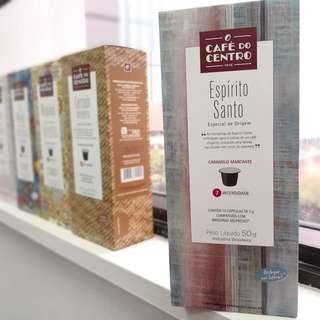 咖啡膠囊 - 奶油果香味 (Nespresso 機適用)