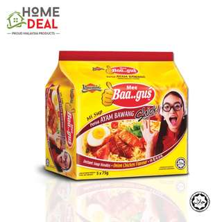 Ibumie Baagus Mi Sup Ayam Bawang 400g