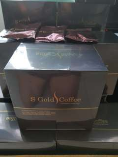 S GOLD SLIMMING COFFEE
