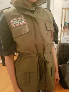 Military Style Vest