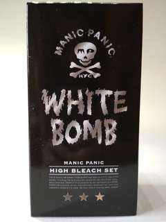 Manic Panic White Bomb High Bleach Set