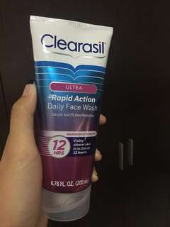 Clearasil Face wash