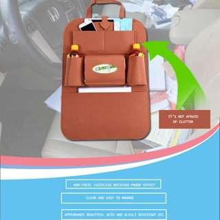 Car Seat Bag Organize