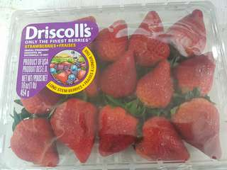 Driscoll's Long Stem strawberry