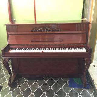 Antique Piano - Grotrian Steinweg