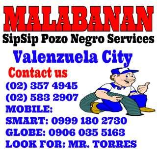 Malabanan Valenzuela city Siphoning Services 09060355163