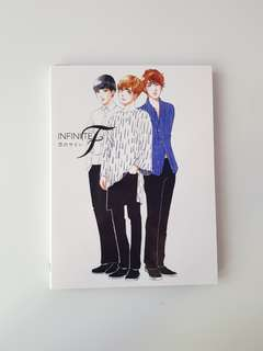 INFINITE F - Koi no Sign [w/DVD, Limited Edition / Type A]