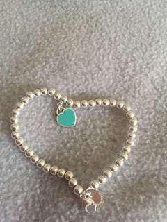 Tiffany&co beads bracelet