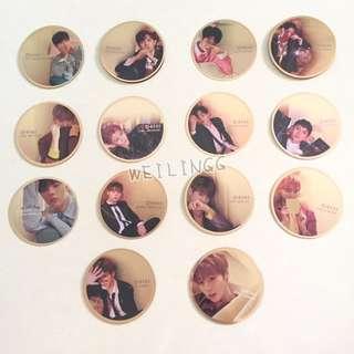 WannaOne IPU Official Mirror Card