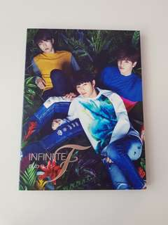 INFINITE F - Koi no Sign [Limited Edition / Type B]