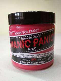 Manic Panic High Voltage Pretty Flamingo