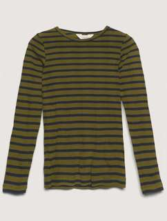 Gorman stripe top