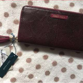 SALE! New with tags COLE HAAN wallet!