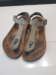 Birkenstock sandal (KAIRO OILED LEATHER)