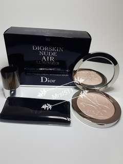 Dior Diorskin Nude Air Luminizer Powder #002 (Highlighter)