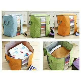 Bag storage box tempat baju