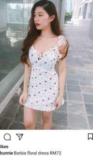 Inc pos Barbie dress