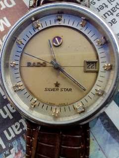 Rada silver star