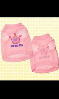 Pet Clothes instock w shipping