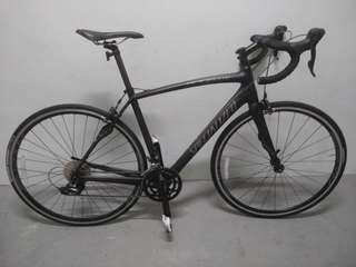 Full carbon specialized roubaix sl4