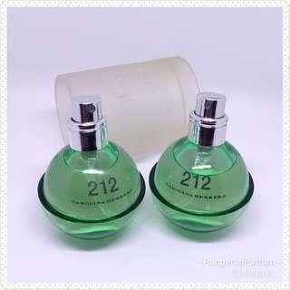 Parfum Carolina Herrera 212 H2O EDT 60ml 250k