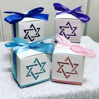 5角星星正方盒🔯🔯