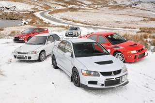 Looking to rent / COI your evo!